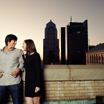 Erin and Vic's Engagement, Philadelphia, (c)2011 Georgi Anastasov
