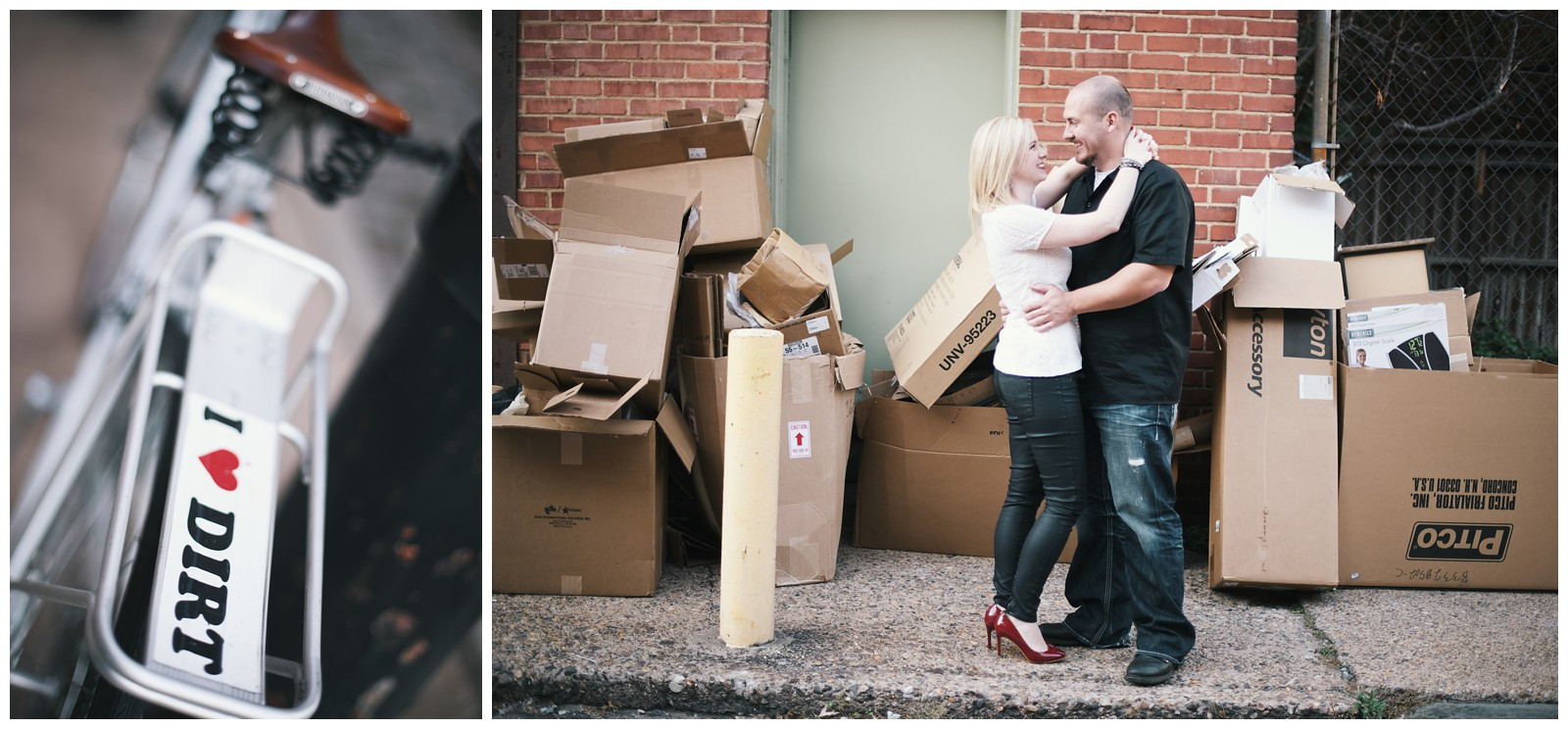 Devon and Josh's Engagement Photo Session, Philadelphia_0015