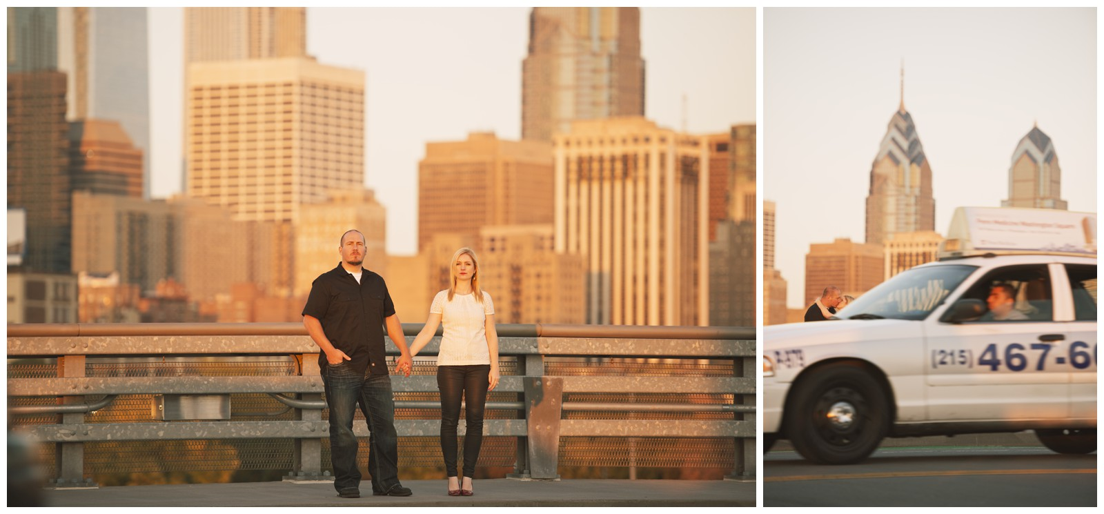 Devon and Josh's Engagement Photo Session, Philadelphia_0026