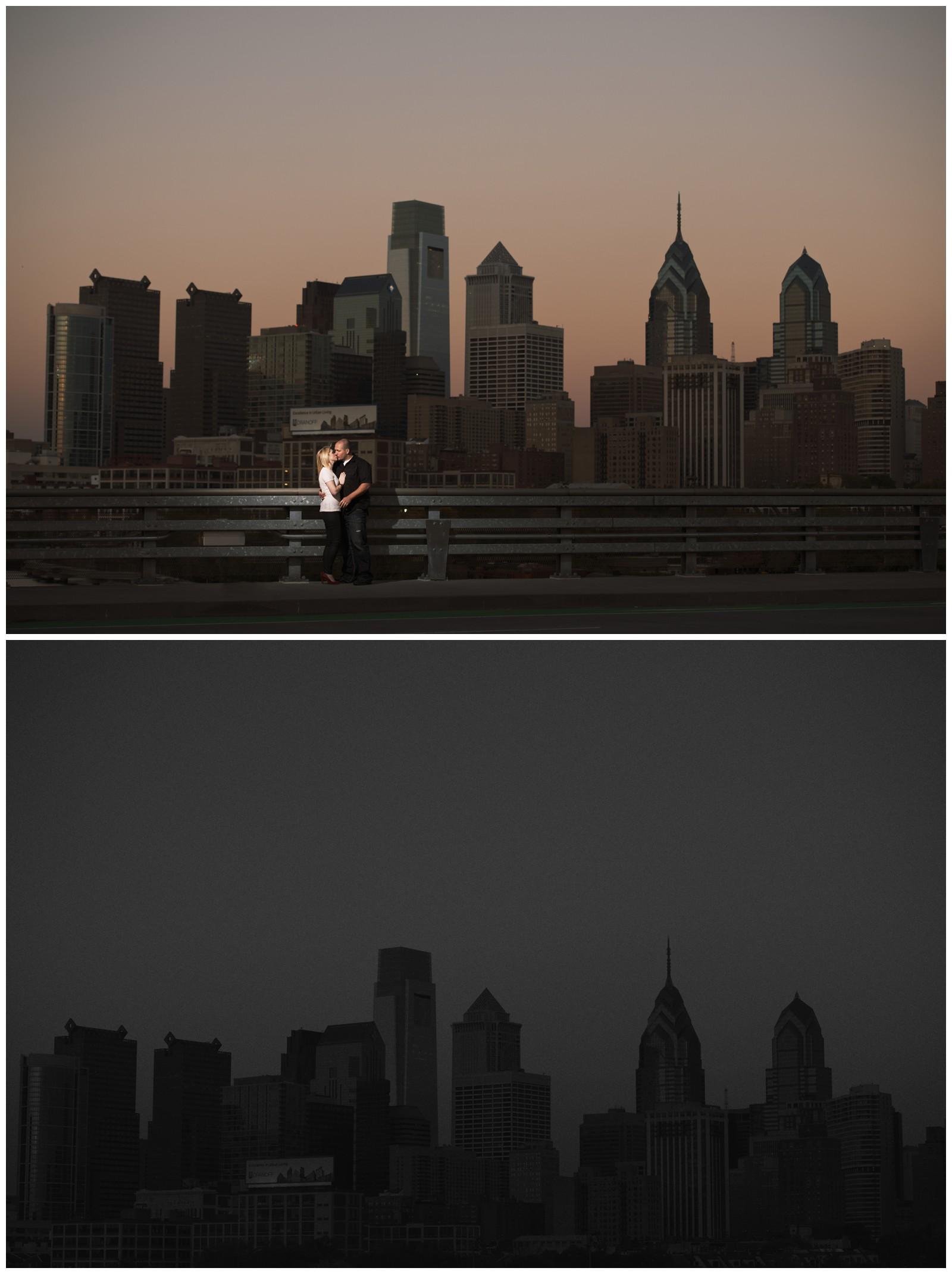 Devon and Josh's Engagement Photo Session, Philadelphia_0027