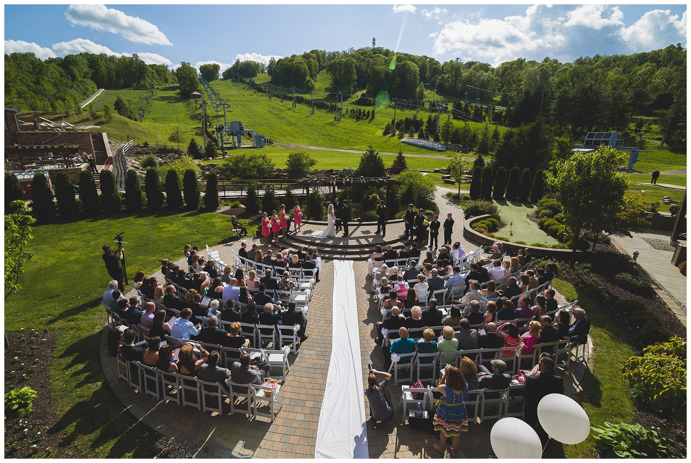 0043_Kelly and Josh's Wedding, Bear Creek Resort, PA_0043