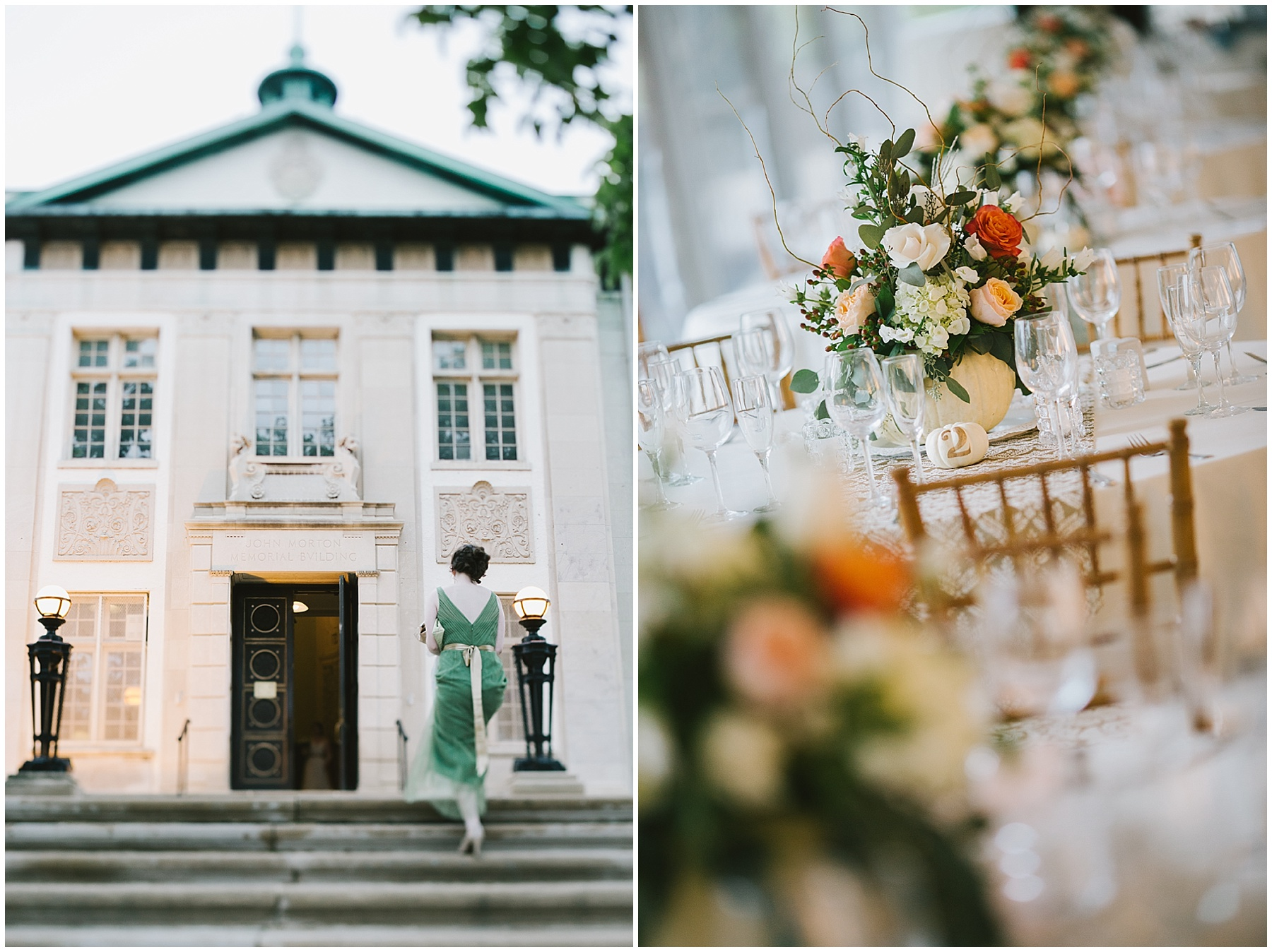 Linda+Eric, Wedding at American Swedish Museum Philadelphia | GEORGI ...