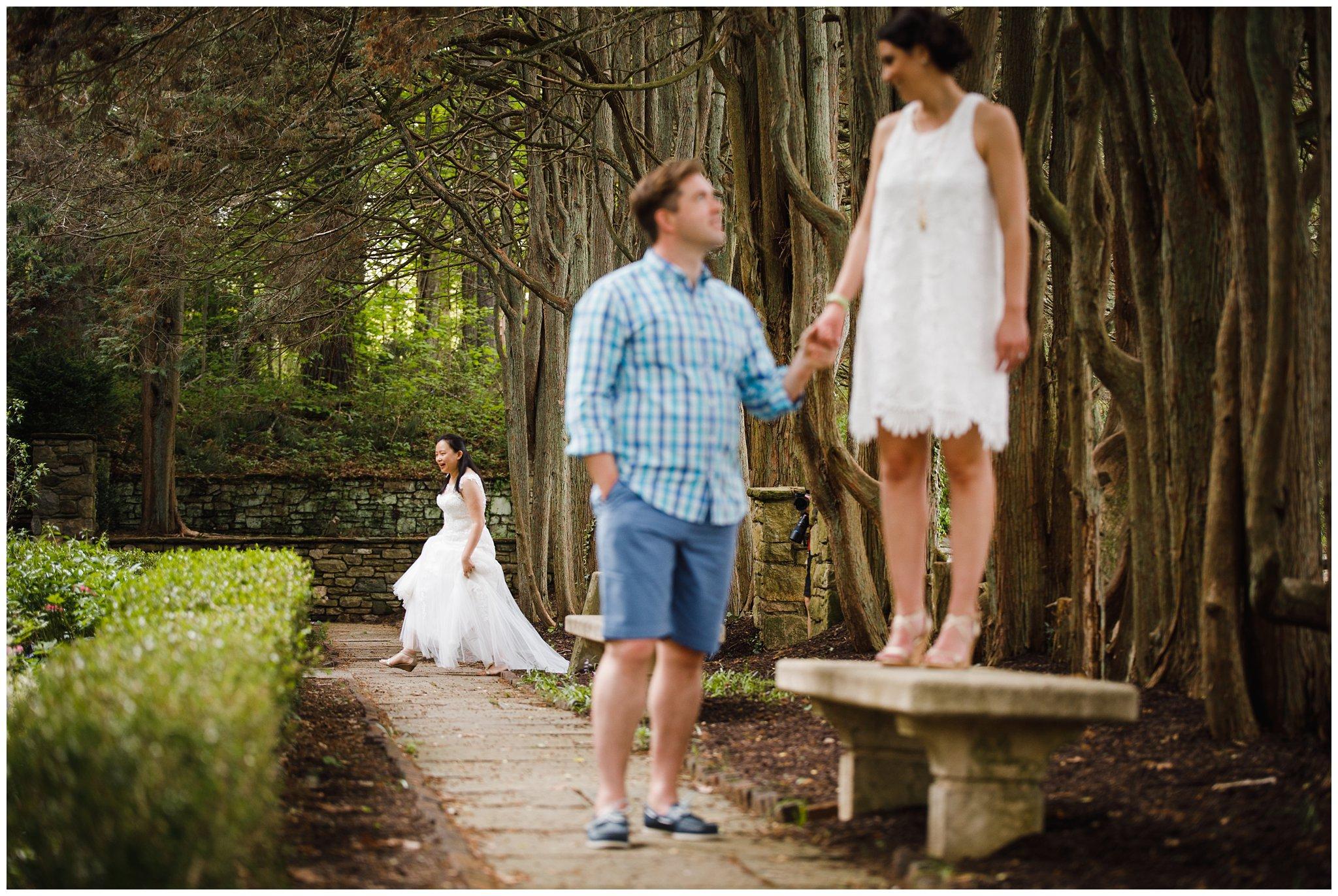 Engagement Photography Delaware County Ridley Creek State Park Wedding Photographer Philadelphia